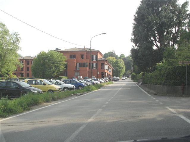 Parcheggi via dei Mille